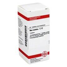 Nux vomica C 12 Tabletten