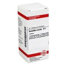 Produktbild Oenanthe crocata D 6 Tabletten