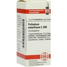 Palladium metallicum C 200 G