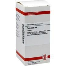 Petasites D 6 Tabletten