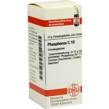 Phosphorus C 10 Globuli