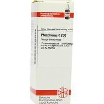 Phosphorus C 200 Dilution