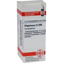 Produktbild Phytolacca D 200 Globuli