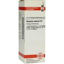 Produktbild Quassia D 6 Dilution