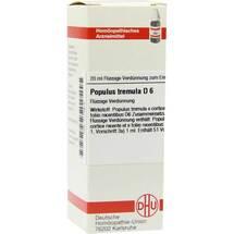 Produktbild Populus Tremula D 6 Dilution