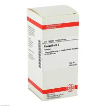 Rauwolfia D 6 Tabletten