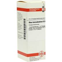 Rhus toxicodendron D 200 Dilution