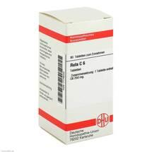 Produktbild Ruta C 6 Tabletten