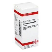 Sanicula Europaea D 6 Tabletten Erfahrungen teilen