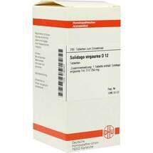 Solidago virgaurea D 12 Tabletten