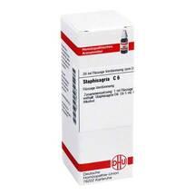 Staphisagria C 6 Dilution