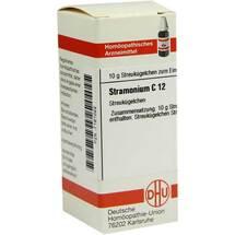Produktbild Stramonium C 12 Globuli