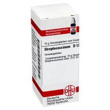 Produktbild Streptococcinum D 12 Globuli