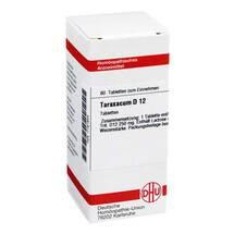 Produktbild Taraxacum D 12 Tabletten