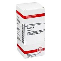 Produktbild Thuja C 6 Tabletten