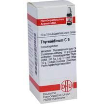 Produktbild Thyreoidinum C 6 Globuli