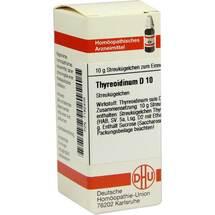 Produktbild Thyreoidinum D 10 Globuli