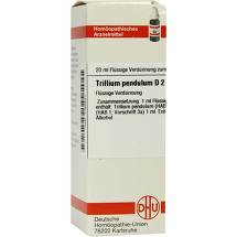 Trillium Pendulum D 2 Dilution