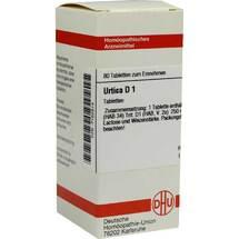 Produktbild Urtica D 1 Tabletten