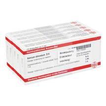 Produktbild Natrium chloratum D 6 Ampullen