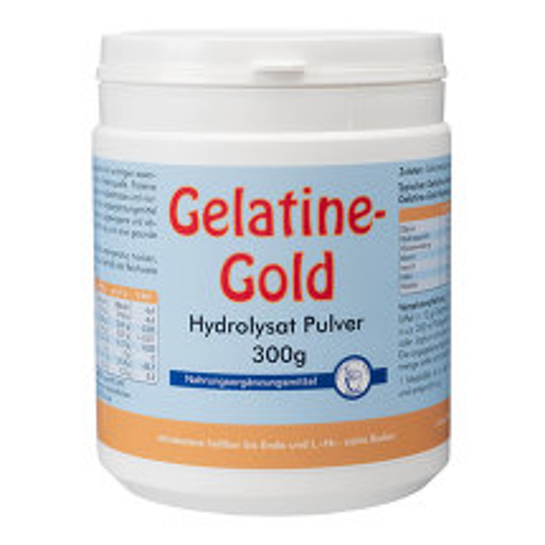 Gelatine gold Hydrolysat Pul