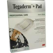 Produktbild Tegaderm 3M Plus Pad 6x10cm Pflaster 3584NP