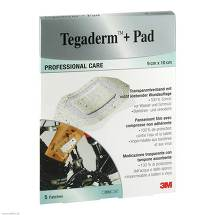 Produktbild Tegaderm 3M Plus Pad 9x10cm Pflaster 3586NP