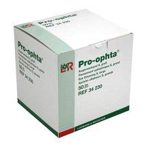 Produktbild Pro Ophta Augenverband S groß 34230