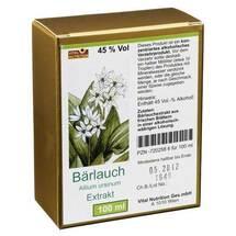Produktbild Bärlauch Extrakt Tropfen