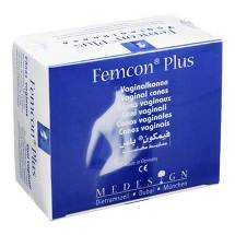 Femcon plus Vaginalkonen Set