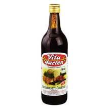 Produktbild Vitagarten Gemüse Cocktail Saft biologisch