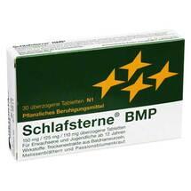 Produktbild Schlafsterne Bmp überzogene Tabletten