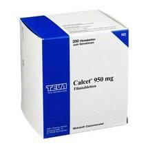 Produktbild Calcet 950 mg Filmtabletten