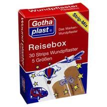 Gothaplast Wundpflaster Reisebox