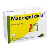 Macrogol dura Pulver zur Herstellung einer Lösung zum Einnehmen