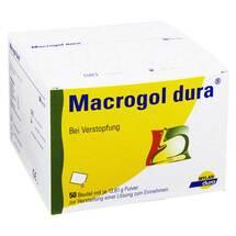 Produktbild Macrogol dura Pulver zur Herstellung einer Lösung zum Einnehmen