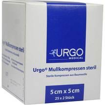 Produktbild Urgo Mullkompressen 5x5 cm steril
