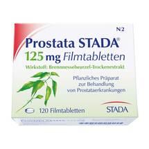 Produktbild Prostata STADA 125 mg Filmtabletten