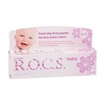 Produktbild Rocs Baby Lindenaroma Zahnpasta