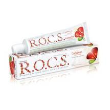 Produktbild Rocs Erwachsene Grapefruit + Minze Zahnpasta