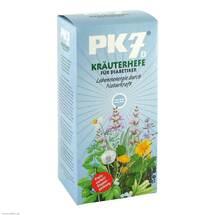 PK 7 D Strath Kräuterhefe für Diabetiker flüssig