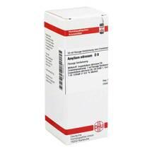 Amylium Nitrosum D 8 Dilution