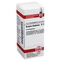 Produktbild Aranea diadema D 12 Globuli
