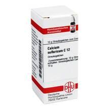 Calcium sulfuricum C 12 Globuli