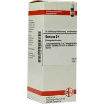 Damiana D 4 Dilution