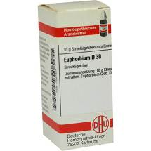 Produktbild Euphorbium D 30 Globuli