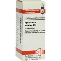 Hydrocotyle asiatica D 4 Globuli