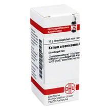 Produktbild Kalium arsenicosum C 200 Globuli