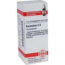 Produktbild Kreosotum C 6 Globuli