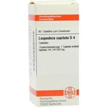 Lespedeza capitata D 4 Tabletten